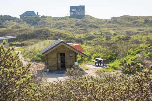 Wanderhütte mieten auf Texel