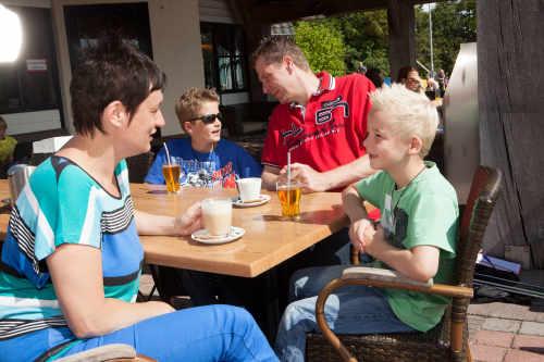 Vakantiepark De Krim, restaurant De Waddenhoeve