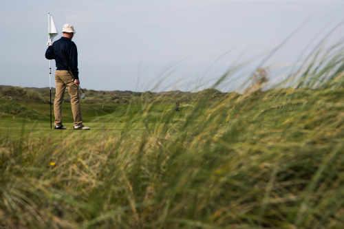 Golfplatz De Texelse in der Nähe von Camping De Krim