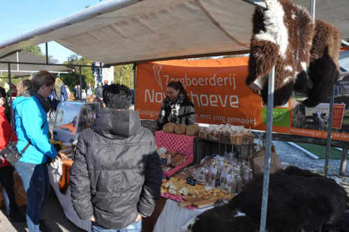 Autumn market De Cocksdorp