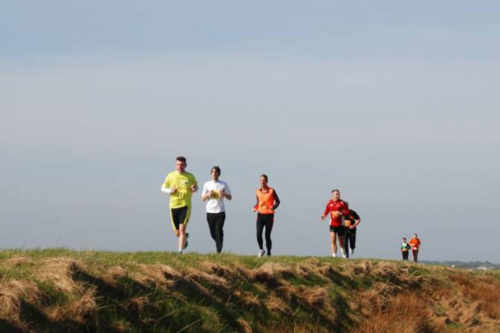 TexelTrail run