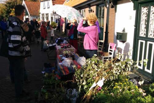 Autumn market De Waal