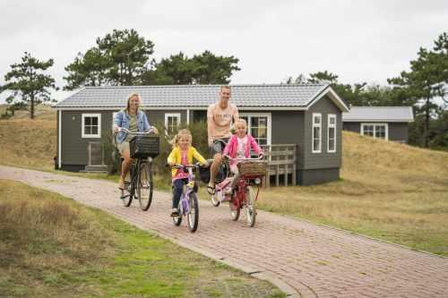 Fietsverhuur op Camping Loodsmansduin