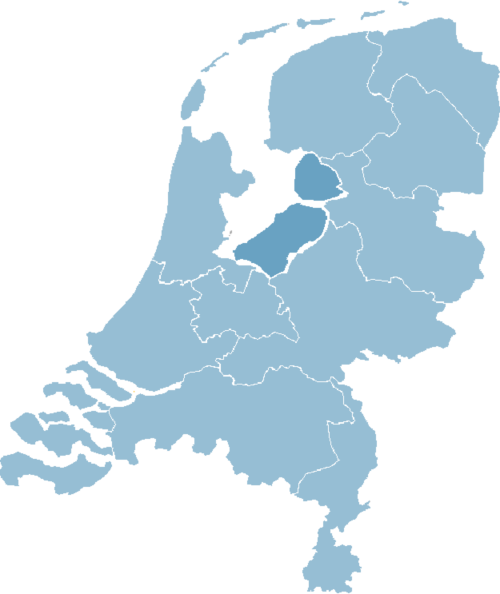map-flevoland