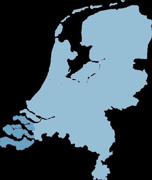 map-zeeland
