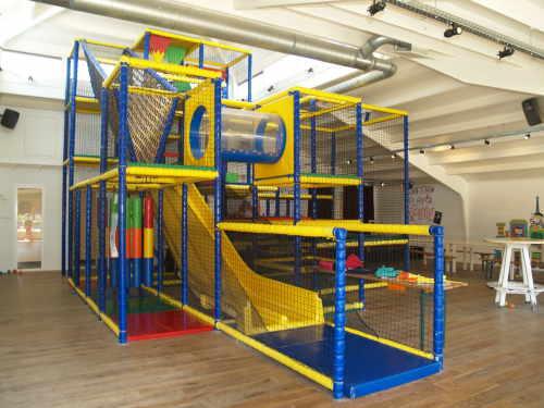 Resort De Achterhoek Indoor Spielplatz