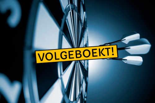 Texel Darts Trophy - volgeboekt