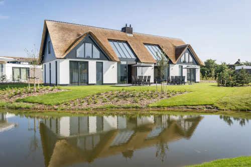 Villapark De Koog, 6-12 persoons villa