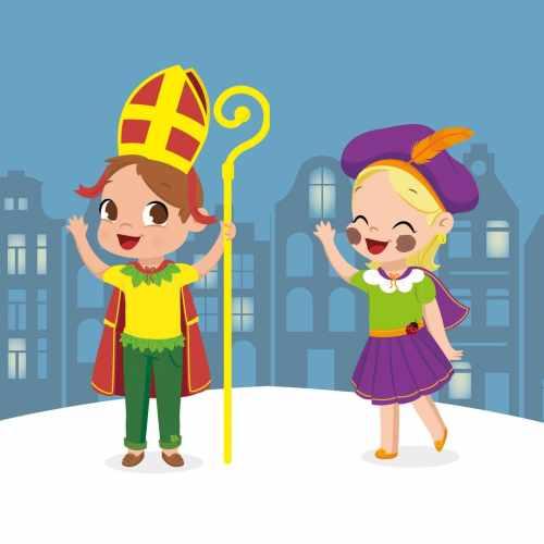 Sinterklaas-Wochenende