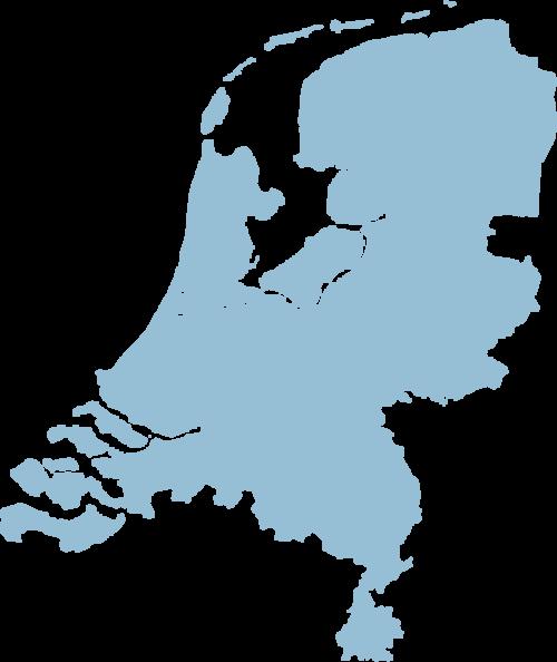 NL-map-blauw