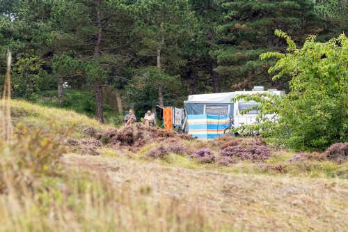 Camping Loodsmansduin, kampeerplaats