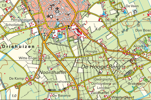 Texel Karte (PDF)