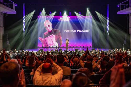 Hypnoseshow Patrick Pickart