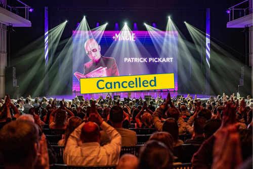 Hypnoseshow Patrick Pickhart
