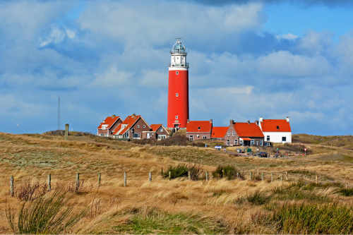 The lighthouse of Texel