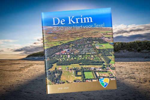 Jubileumboek De Krim Texel