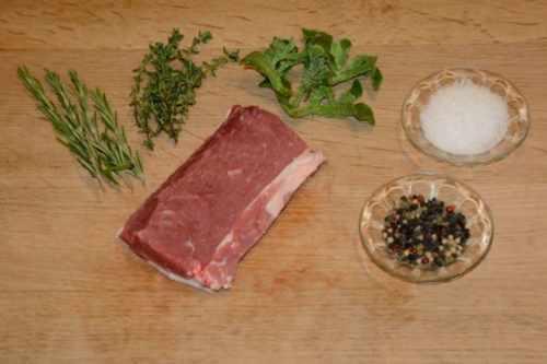 Texels vlees