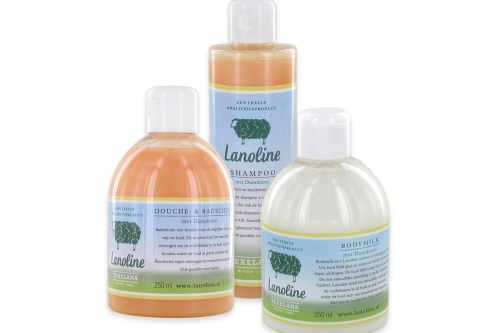 Texelse verzorging: Lanoline