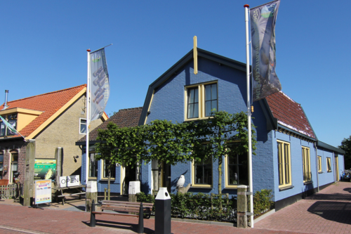 Bird information centre Texel
