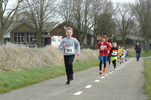 Halve marathon van De Waal