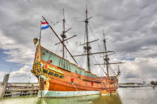 Batavialand Replica VOC Schip