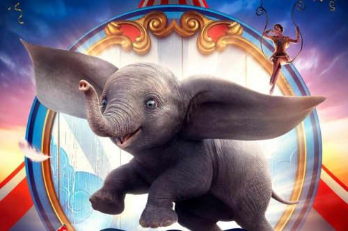 Movie night Dumbo