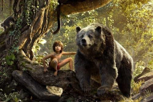 Movie night The Jungle Book