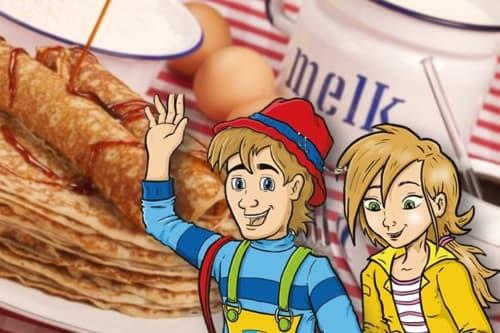 Speciaal Pannenkoekenbuffet