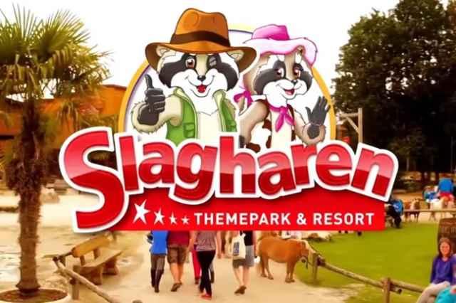 Attraction park Slagharen