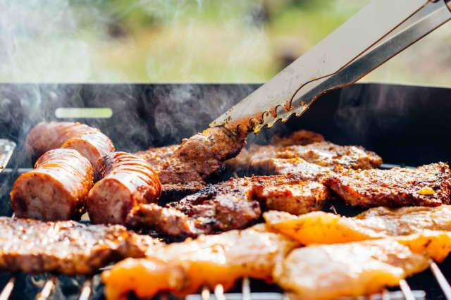 Barbecue-Service