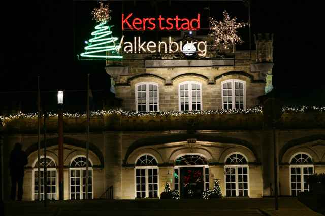Christmas town Valkenburg