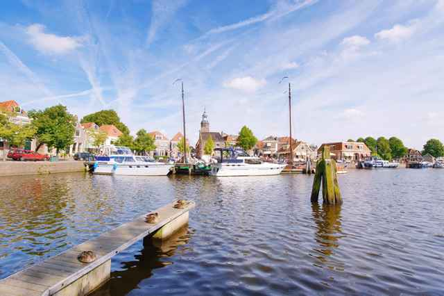 Zuiderzee towns