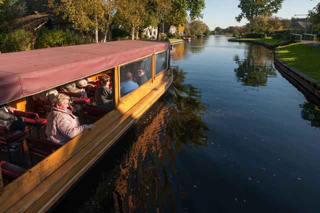 Day in Giethoorn