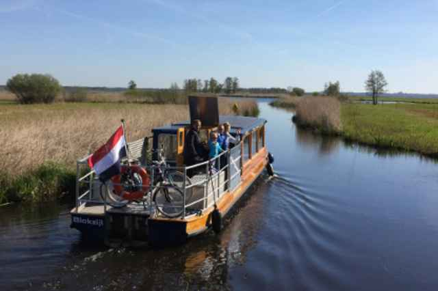Eco Waterliner: Wassertaxi