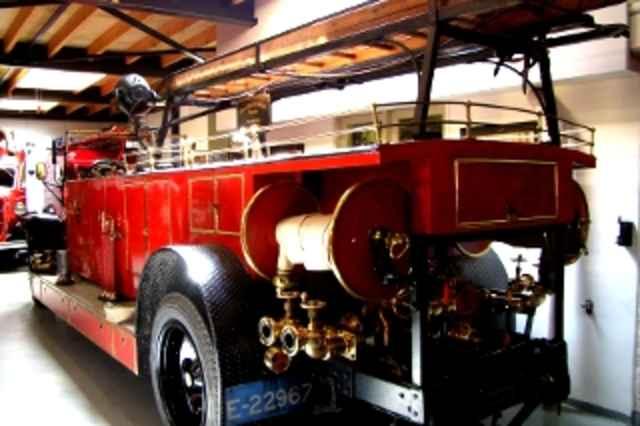 Feuerwehrmuseen