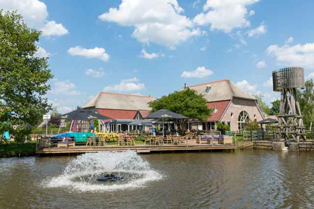 Activiteiten, broodjesservice, diner, lunch bij Restaurant 't Binnenhof in Paasloo