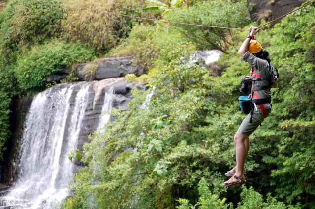 Zipline  Paradise Adventure