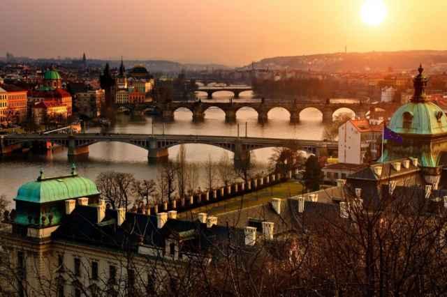 Triocamp Praha