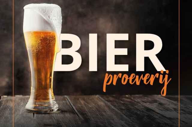 Bierproeverij bij Uddelaer Brouwerij