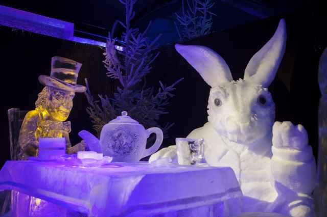 The Dutch icesculpture Festival 2019 l 2020
