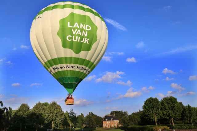 Die Gemeinde Land van Cuijk