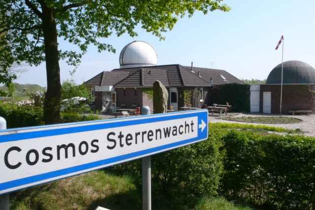 Cosmos sterrenwacht Lattrop