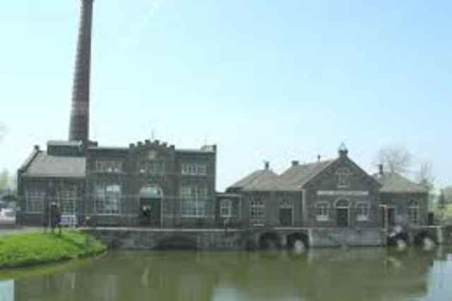 Het Nederlands Stoommachinemuseum