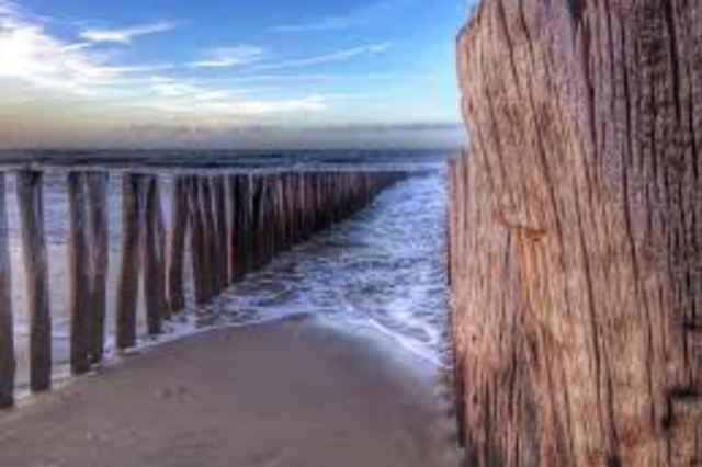 Oosterschelde strand