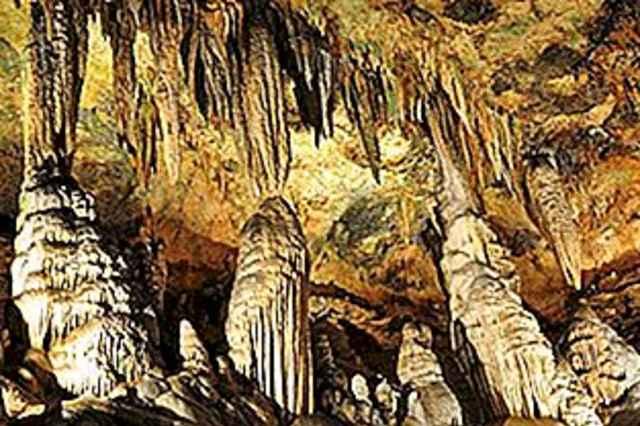 Grotten van Villars