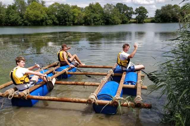Camping Le Barrage