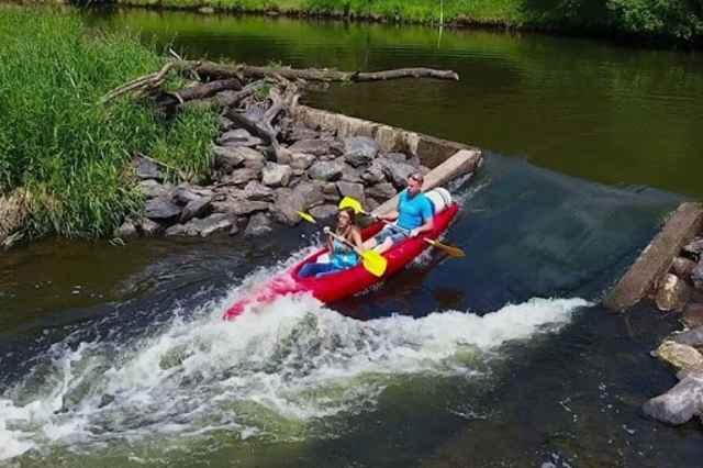 Les Kayaks de Chiny