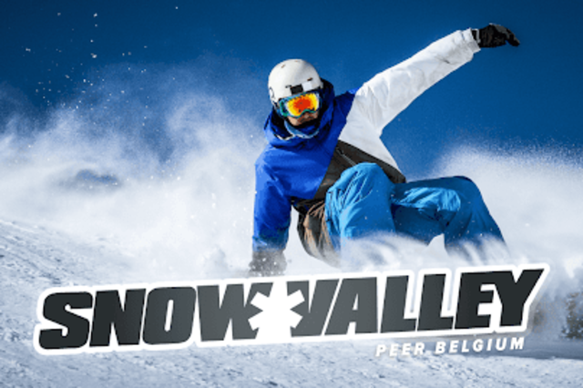 Ski & Snowboard Snow Valley