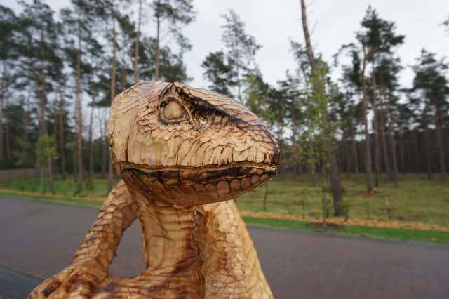 Treasure hunt Wooden Sculptures