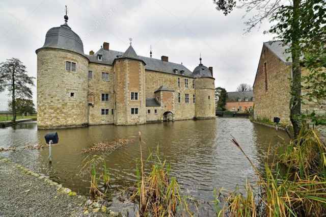 Kasteel van Lavaux-Sainte-Anne